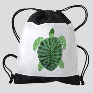 TURTLE TIMES Drawstring Bag