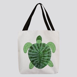 TURTLE TIMES Polyester Tote Bag