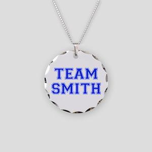 team SMITH-var blue Necklace