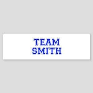 team SMITH-var blue Bumper Sticker