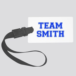 team SMITH-var blue Luggage Tag