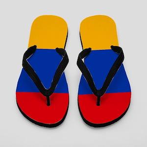 Flag of Armenia Flip Flops