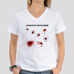 Innocent Bystander Women's V-Neck T-Shirt