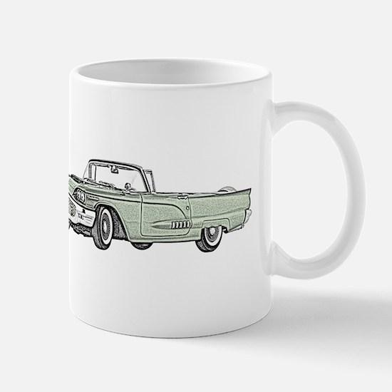 1958 Thunderbird Mug