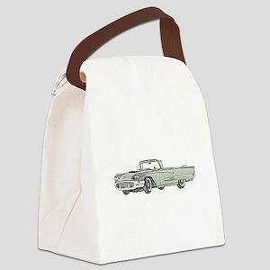 1958 Thunderbird Canvas Lunch Bag