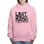 LBR ARR Logo Invert Women's Hooded Sweatshirt
