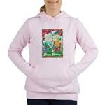 Happy Holidays Women's Hooded Sweatshirt