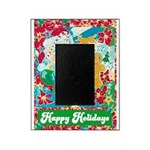 Happy Holidays Picture Frame