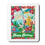 Happy Holidays Mousepad