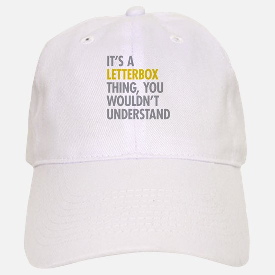 Its A Letterbox Thing Baseball Baseball Cap