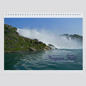 Niagara Falls Ny & Canada Wall Calendar