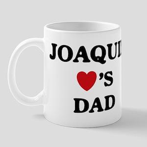 Joaquin loves dad Mug
