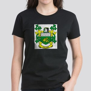 COLLINS Coat of Arms Women's Dark T-Shirt