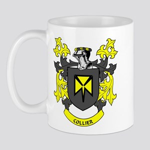 COLLIER Coat of Arms Mug
