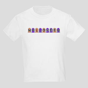 HALLOWEEN Kids Light T-Shirt
