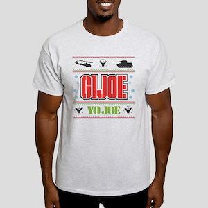gi joe ugly christmas Light T-Shirt