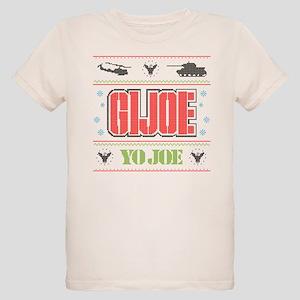 gi joe ugly christmas Organic Kids T-Shirt