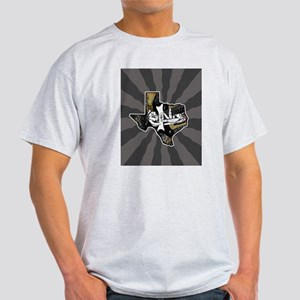 Texas Guitar #2 Light T-Shirt