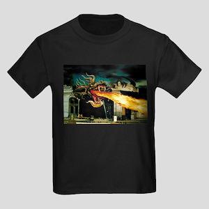 La Rue Dragon Kids Dark T-Shirt