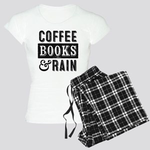 Coffee Books and Rain Pajamas