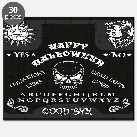 Ouija Board - Halloween Edition Puzzle