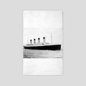 Titanic 3'x5' Area Rug