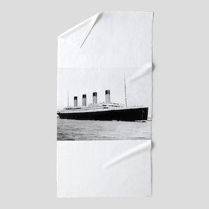 Titanic Beach Towel