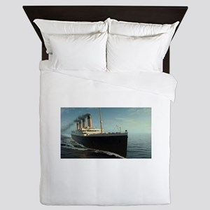 Titanic Queen Duvet