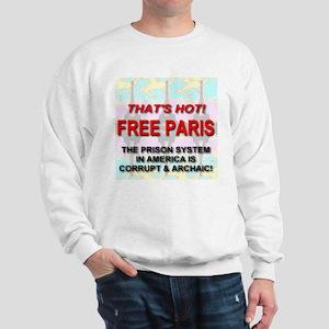 That's Hot! Free Paris Sweatshirt
