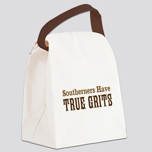 Southern Grits Canvas Lunch Bag