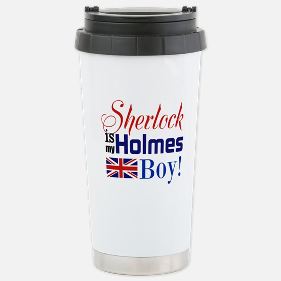 My Holmes Boy Travel Mug