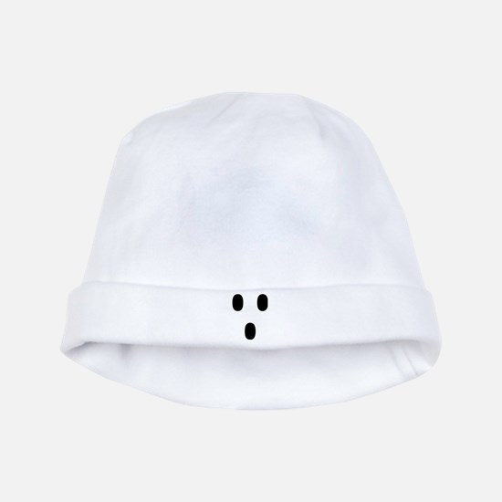 Ghosty Costume baby hat