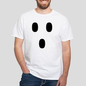 Ghosty Costume White T-Shirt