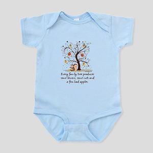 Family Tree Humor Body Suit