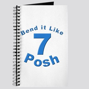 Be Posh with this Journal