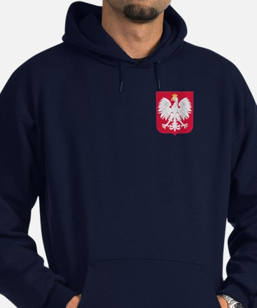 Poland Coat of Arms Hoodie