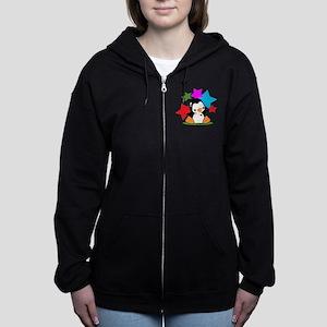 Penguin Women's Zip Hoodie
