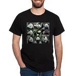 Bear collage Dark T-Shirt