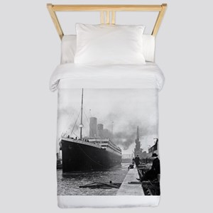 Titanic Twin Duvet