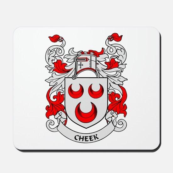 CHEEK Coat of Arms Mousepad