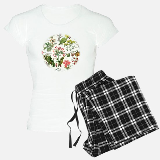 Botanical Illustrations - L Pajamas