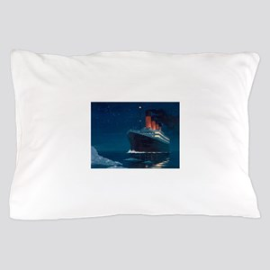 Titanic Pillow Case