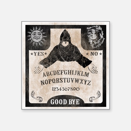 Vintage Ouija Board Sticker