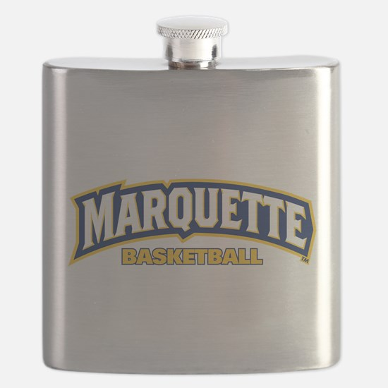 Marquette Golden Eagles Basketball Flask