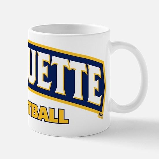 Marquette Golden Eagles Basketba Mug