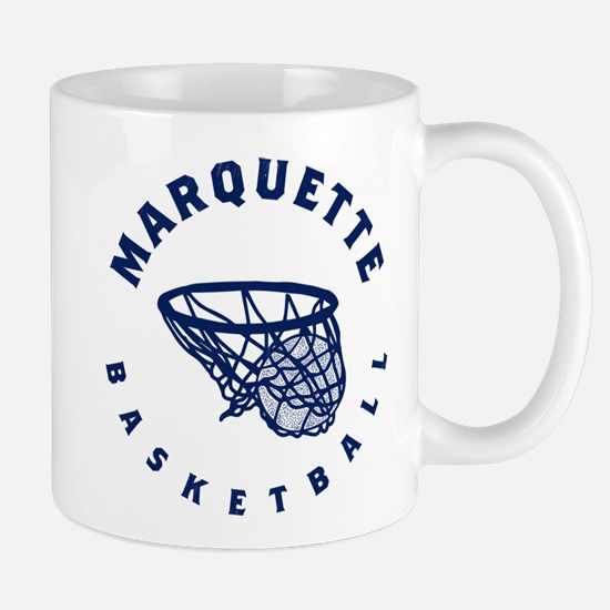 Marquette Golden Eagles Basketball Mugs