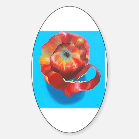 Unique Photorealism Sticker (Oval)