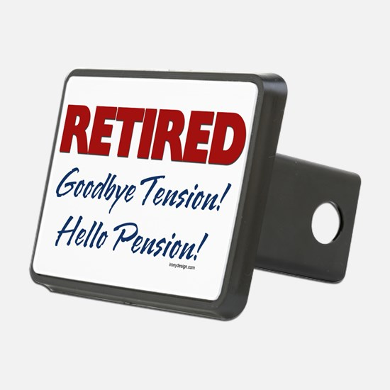Retired Goodbye Tension Hitch Cover