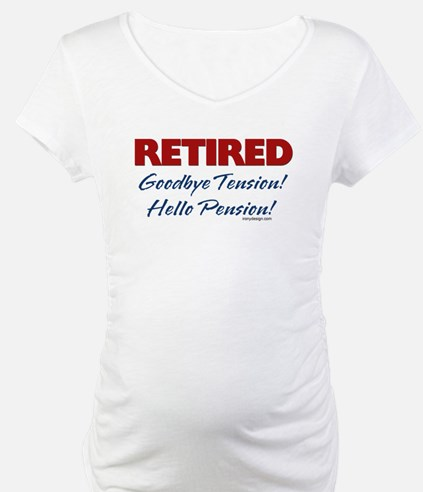 Retired Goodbye Tension Shirt