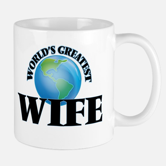 World's Greatest Wife Mugs